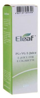 где купить Жидкость для заправки электронных сигарет Eleaf Яблоко 3 mg 20 мл по лучшей цене
