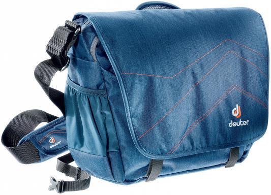 Сумка с отделением для ноутбука Deuter OPERATE II 14 л синий 4046051047966 городской рюкзак deuter giga с отделением для ноутбука серый 28 л 80414 7712