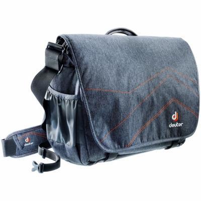 Сумка с отделением для ноутбука Deuter OPERATE III 19 л серый оранжевый 172300-646 сумка deuter cargo bag exp granite