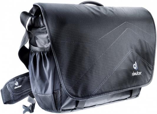 Сумка с отделением для ноутбука Deuter OPERATE III 19 л черный серебристый 172300-646 городской рюкзак deuter giga с отделением для ноутбука серый 28 л 80414 7712