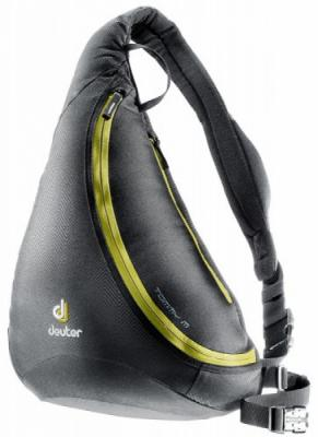 Сумка Deuter Tommy M черный зеленый deuter giga blackberry dresscode