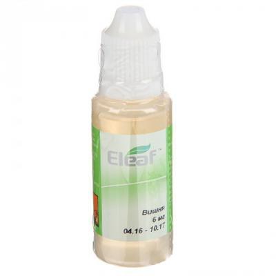 Жидкость для заправки электронных сигарет Eleaf Вишня 6 mg 20 мл