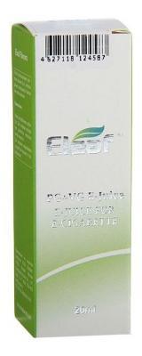 Жидкость для заправки электронных сигарет Eleaf Ледяное манго 6 mg 20 мл недорого