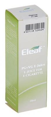 Жидкость для заправки электронных сигарет Eleaf Персик 11 mg 20 мл
