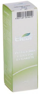 Жидкость для заправки электронных сигарет Eleaf Табачная смесь №4 11 mg 20 мл