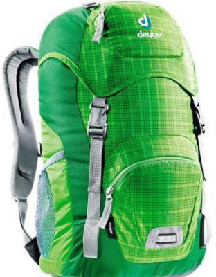 Школьный рюкзак Deuter JUNIOR 18 л зеленый 36029-2008