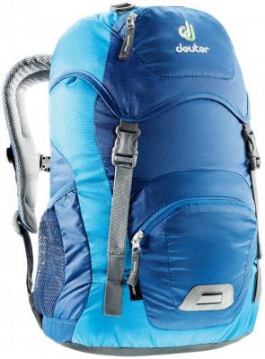 Школьный рюкзак Deuter JUNIOR 18 л синий голубой 36029-3352 рюкзак deuter groden 32 2017 18 coffee arctic