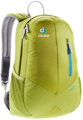 Городской рюкзак Deuter Nomi 16 л салатовый 83739 -5032 рюкзак deuter nomi 16l 2017 petrol dresscode