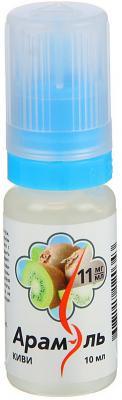 Жидкость для заправки электронных сигарет Арамэль Киви 11 mg 10 мл
