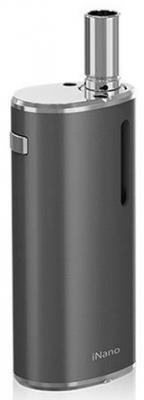 Электронная сигарета Eleaf INano Kit 0.8 мл 650 mAh серый