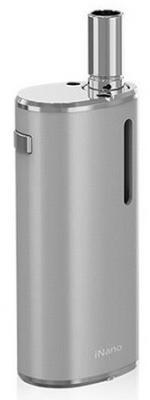 Электронная сигарета Eleaf INano Kit 0.8 мл 650 mAh стальной электронная сигарета eleaf icare solo