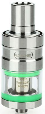Клиромайзер Eleaf Lyche 4 мл стальной батарейный мод eleaf istick pico kit 75 w стальной клиромайзер melo 3