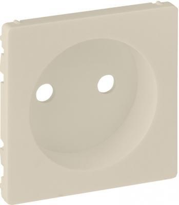 Лицевая панель Legrand Valena Life силовой розетки 2К слоновая кость 754971