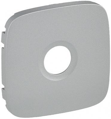 Лицевая панель Legrand Valena Allure для розеток ТВ алюминий 754767