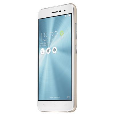 "Смартфон ASUS ZenFone 3 ZE520KL белый 5.2"" 32 Гб LTE Wi-Fi GPS 3G 90AZ0172-M00590"