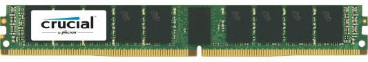 Оперативная память 16Gb PC4-19200 2400MHz DDR4 DIMM Crucial CT16G4VFS424A