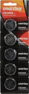 Батарейки Smart Buy CR2450/5B CR2450 5 шт