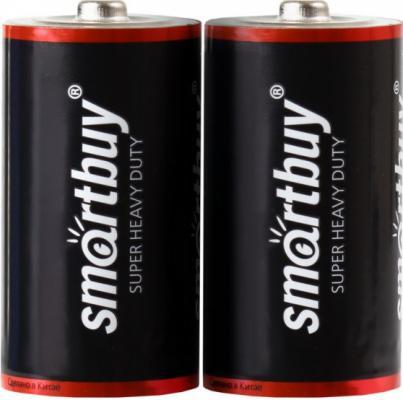Батарейки Smartbuy R20/2S D 2 шт SBBZ-D02S