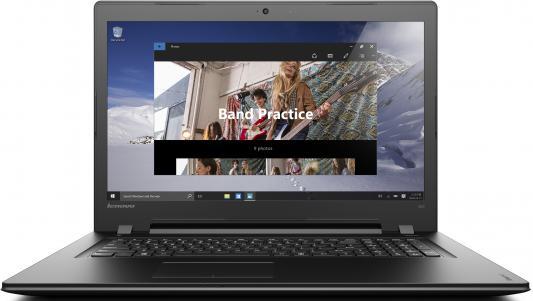 Ноутбук Lenovo IdeaPad 300-17ISK 17.3 1600x900 Intel Core i5-6200U 80QH009SRK