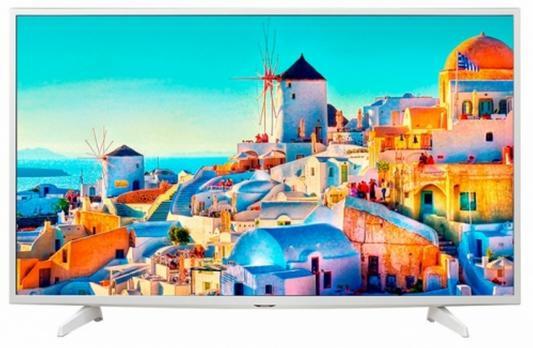 Телевизор LG 43UH619V белый