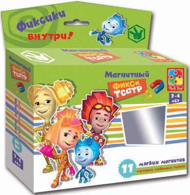 """Магнитный театр Vladi toys """"Фиксики"""" 11 предметов VT3206-20"""