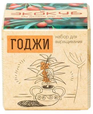 Набор для выращивания ЭКОКУБ Годжи ECB-01-03 растение экокуб туя западная ecb 01 11