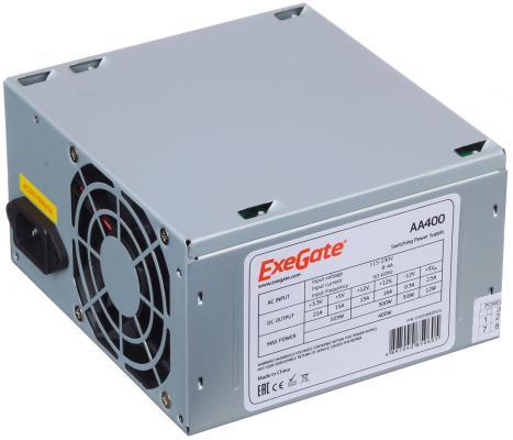 БП ATX 400 Вт Exegate AA400 EX253682RUS цена и фото