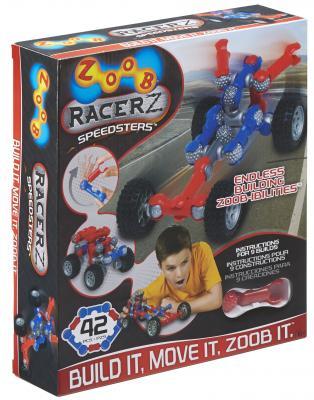 Напольная игра ZOOB конструктор Mobile Racer 12051 zoob конструктор zoob racer z car designer 76 деталей