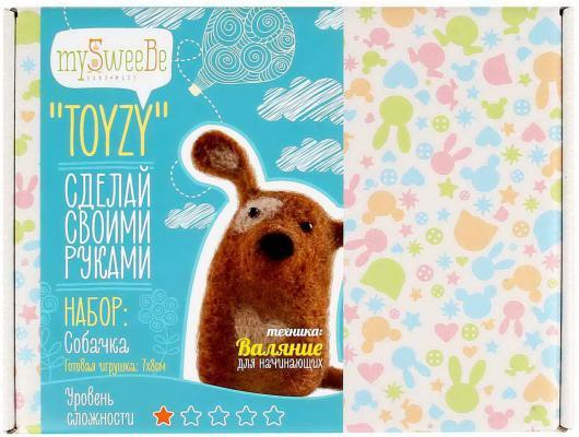 Набор для валяния Toyzy Собачка от 14 лет TZ-F005