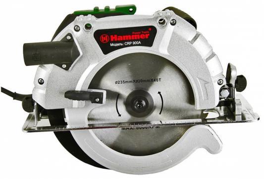Циркулярная пила Hammer CRP900А 2000Вт skil 5665la циркулярная пила