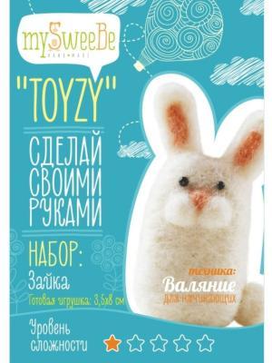 Набор для валяния Toyzy Зайка от 14 лет TZ-F001