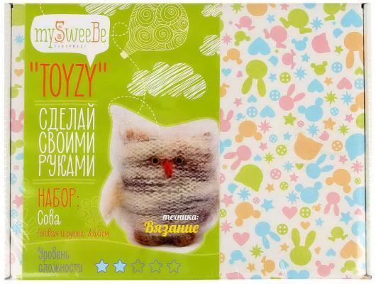 Набор для вязания Toyzy Сова от 14 лет TZ-K002
