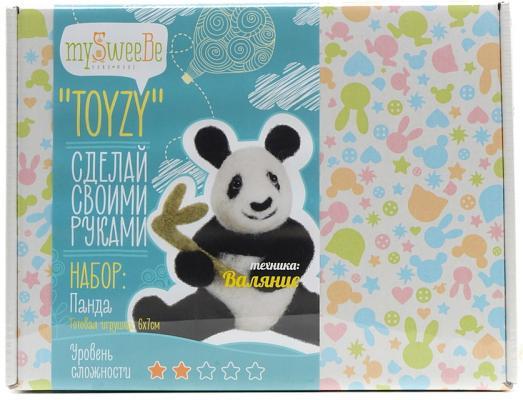 Набор для валяния Toyzy Панда от 14 лет TZ-F014