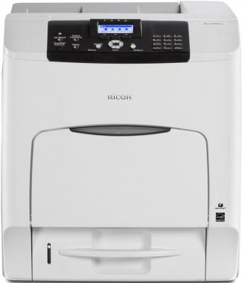 Принтер Ricoh SP C440DN цветной A4 40ppm 1200x1200dpi RJ-45 USB 407774 ricoh sp 210sf a4 1200x600dpi 22ppm usb rj 45 407683