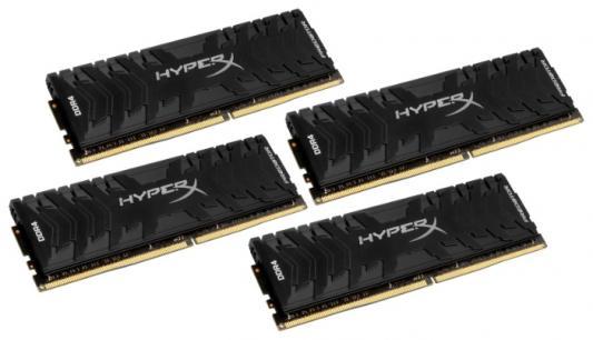 Оперативная память 32Gb (4x8Gb) PC4-25600 3200MHz DDR4 DIMM Kingston HX432C16PB3K4/32