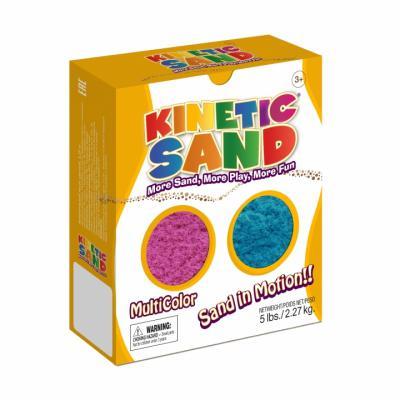 Кинетический песок Kinetic Sand WABA FUN 150-404 2 цвета 7320581504043