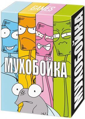 "Настольная игра GaGa Games семейная ""Мухобойка"" GC004"