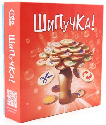 Настольная игра Dojoy для вечеринки Шипучка! DJ-BG05