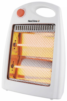 Инфракрасный обогреватель NEOCLIMA NQH-05 800 Вт белый масляный обогреватель neoclima nc 9311