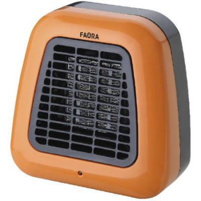 Тепловентилятор NEOCLIMA PTC-02 Faura 500 Вт серый оранжевый
