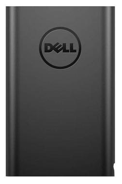 лучшая цена Портативное зарядное устройство Dell Power Companion 12000mAh USB черный 451-BBVT