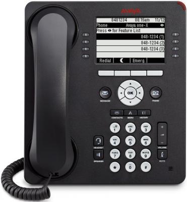 Телефон IP Avaya 9608G серый 700510905