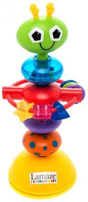 Развивающая игрушка LAMAZE Деловой жучок LC27224 игрушка tomy lamaze леопардик мурр l27563
