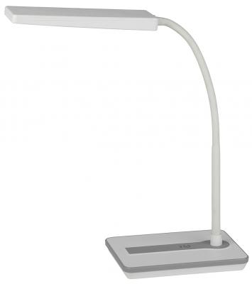 Настольная лампа ЭРА NLED-446-9W-W белый