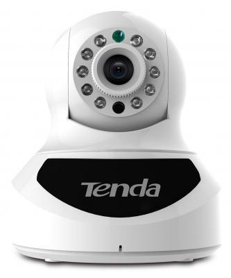 Камера IP Tenda C50S CMOS 1280 x 720 H.264 MJPEG RJ-45 LAN Wi-Fi белый