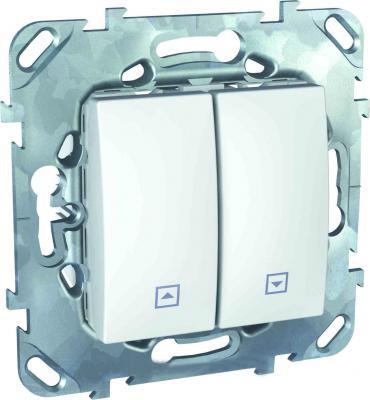 Выключатель Schneider Electric для управления приводом жалюзи MGU5.207.18ZD спиннинг штекерный daiwa exceler ru 3 05 м 15 50 г