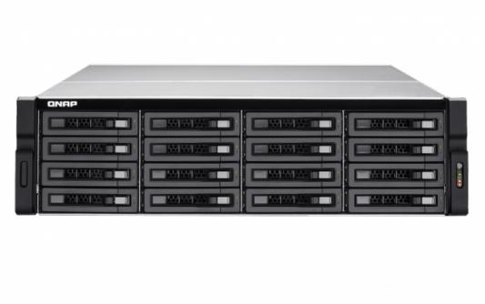 Сетевое хранилище QNAP TS-EC1680U-i3-4GE-R2
