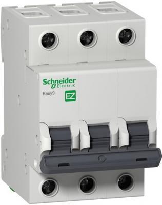 Автоматический выключатель Schneider Electric EASY 9 3П 16A C EZ9F34316 автоматический выключатель schneider electric easy 9 3п 16a c ez9f34316