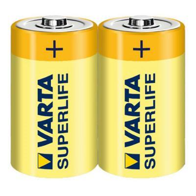 Батарейки Varta D LR20/P D 2 шт