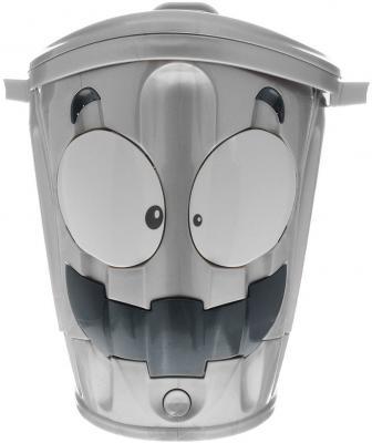 Интерактивная игрушка Fotorama Чокнутое ведро от 4 лет серебристый 836 комплектующие к инструментам imc tools